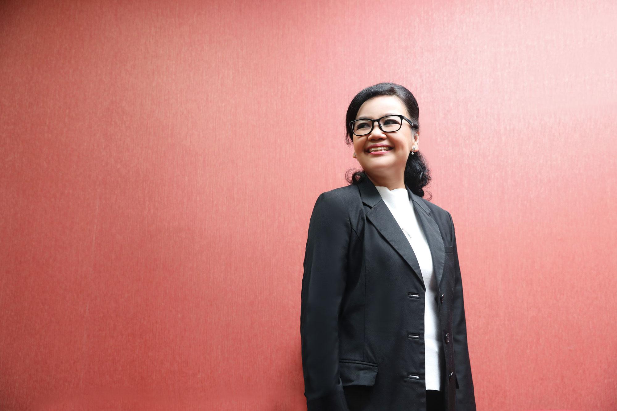 Agustina Jadi Ketua DPP Ikatan Alumni FIB Undip