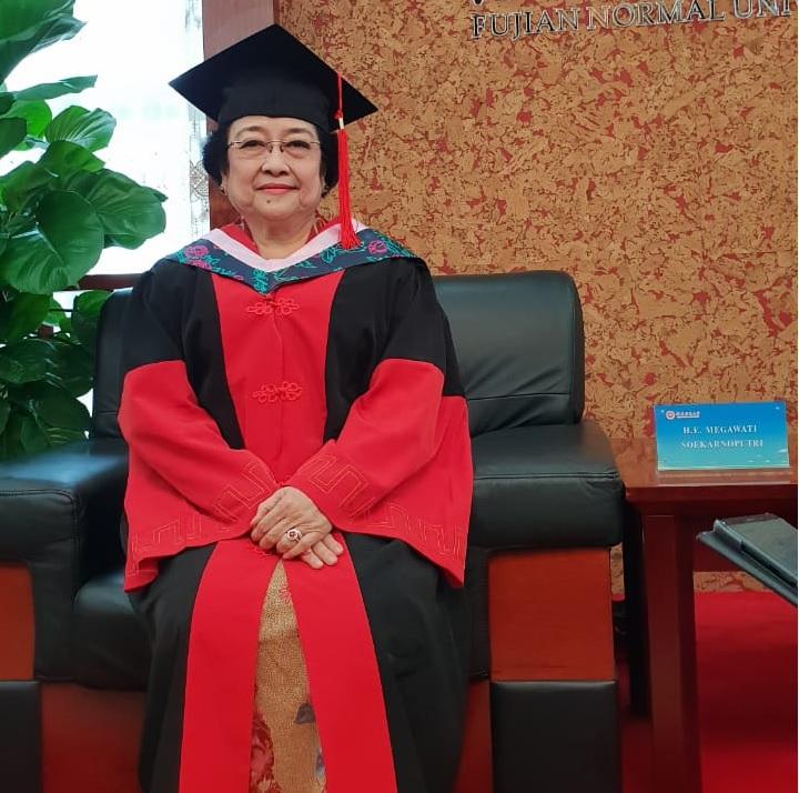 Kerap Diejek DO, Megawati Buktikan Raih Delapan Gelar HC
