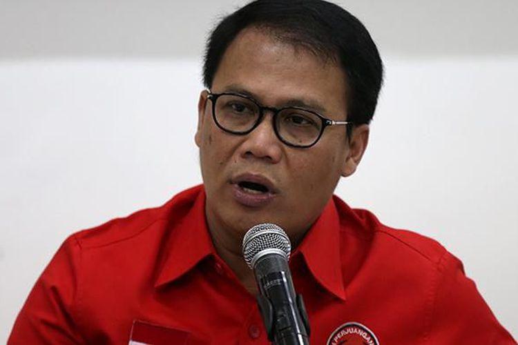 PDI Perjuangan Dukung NU dan Muhammadiyah Jaga NKRI