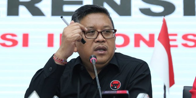 Elektabilitas di Jabar Unggul, Hasto: Berkat Usaha Jokowi