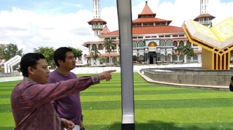 Taman Alun-alun Cianjur Magnet Baru Pergerakan Ekonomi