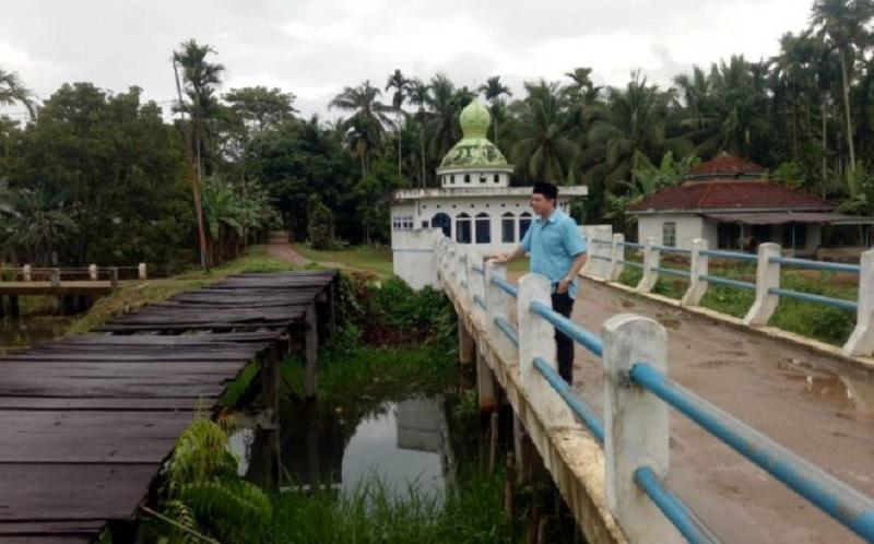 Ihsan Minta Jembatan Bantuan Dijaga dan Dirawat Bersama
