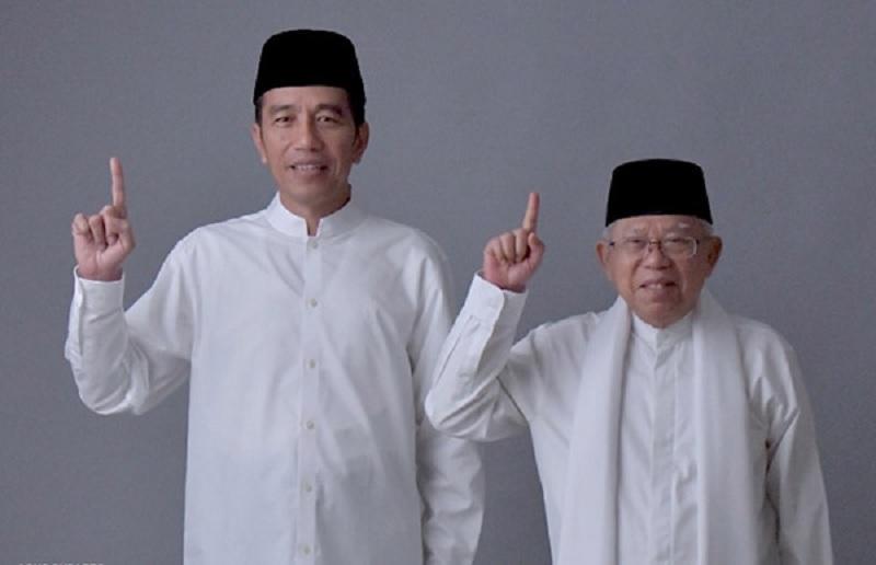 Pilpres 2019, Jokowi-Ma'ruf Menang di Sumbar