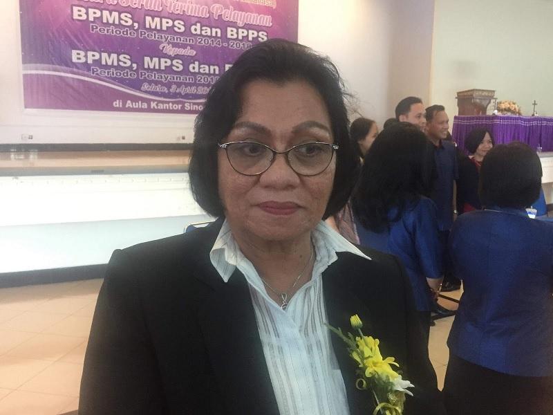 Adriana Dondokambey Pimpin Tim Kampanye Jokowi-Ma'ruf