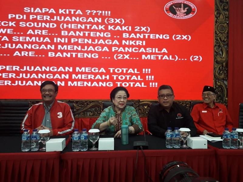 Megawati Ajak Perempuan Indonesia Berani Terjun ke Politik