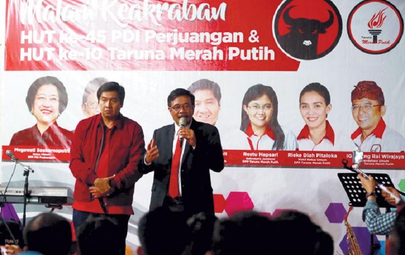 Jangan Lengah, Pendukung Jokowi Harus Terus Kerja Keras