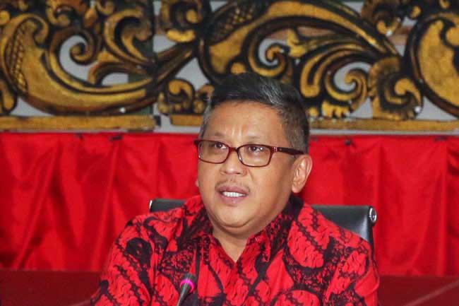 Hasto Suntik Semangat Kader PDI Perjuangan Jawa Timur
