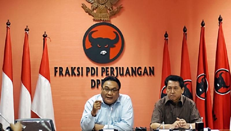 DPD Jateng Tunggu Dalang Poster Raja Jokowi Datangi Kantor