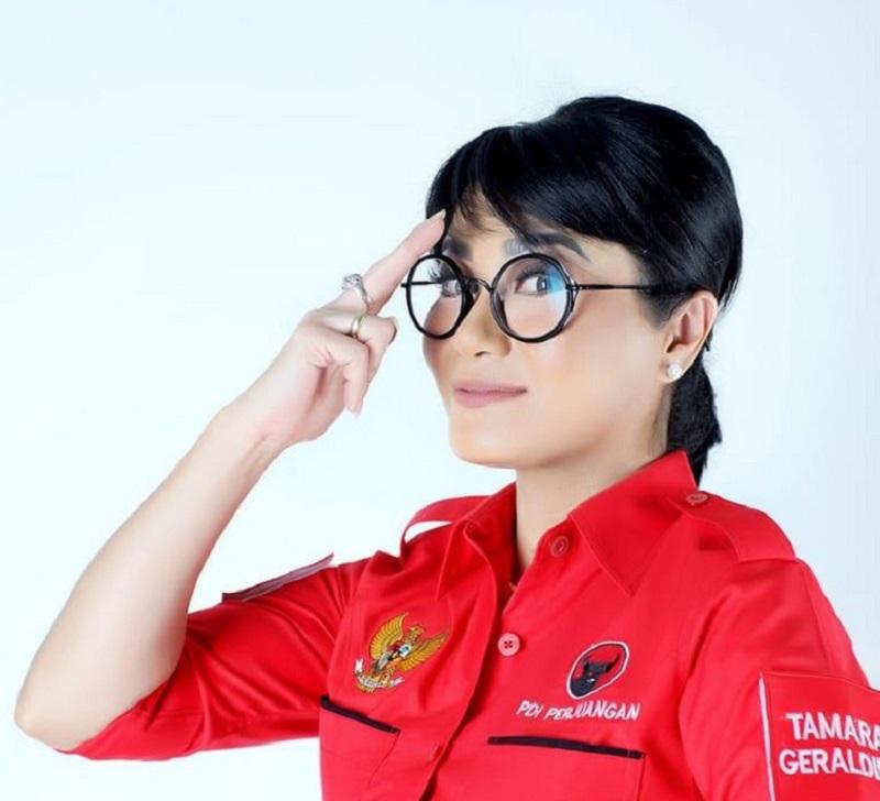 Tamara Ingin Berjuang Bebaskan Indonesia dari Narkoba