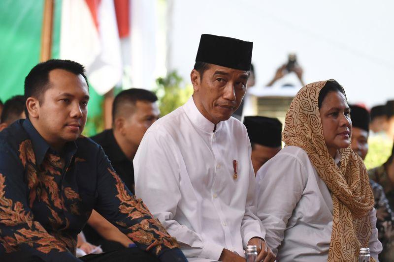 Presiden Puji Kerukunan Antarumat Beragama di Lampung