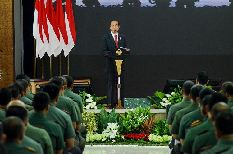 TNI Diminta Rencanakan Program Strategi Pertahanan Keamanan