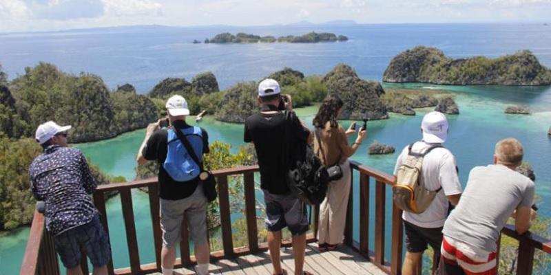 Pariwisata Kontribusi Sangat Positif bagi Tumbuhnya Ekonomi