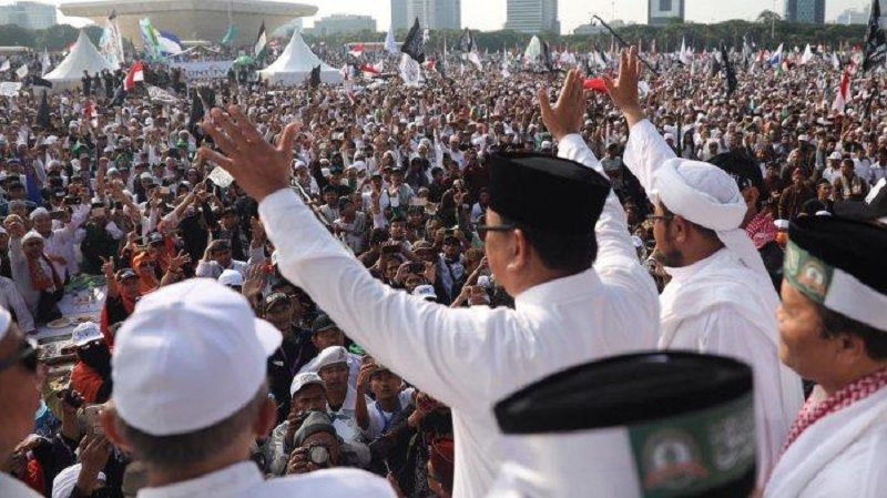 Eva Sundari: Aksi Reuni 212 Kampanye Mengajak Pilih Prabowo