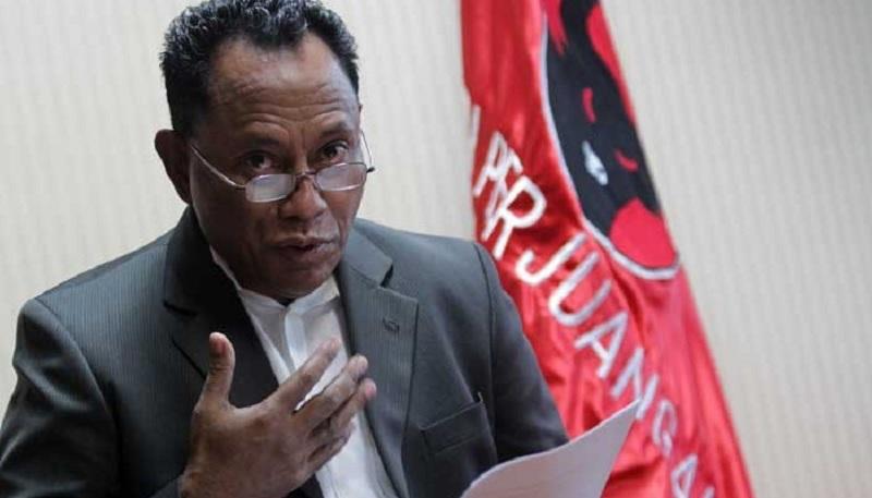 Pendukung PDI Perjuangan Rasional, Tak Terpengaruh Rizieq
