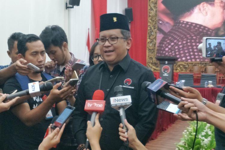 PDI Perjuangan Siapkan Tim Pengacara untuk Basarah