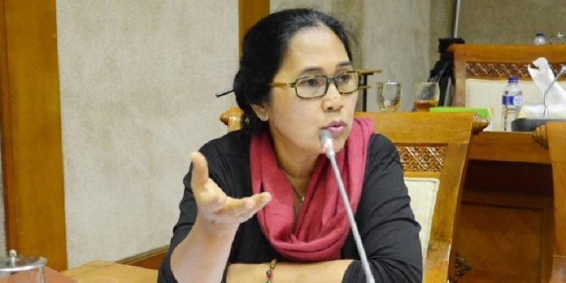 Eva ke Gerindra: 'Keseleo' Ucapan Prabowo Penyebabnya Beda