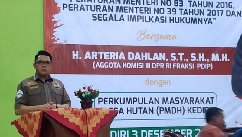 Masyarakat Desa Hutan Jangan Takut pada Peraturan Menteri