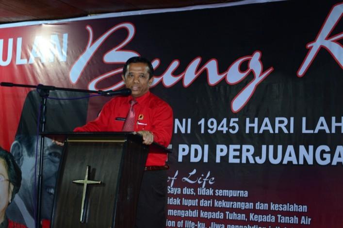 Ketua DPRD Taput Tolak Kenaikan PJP2U di Bandara Silangit