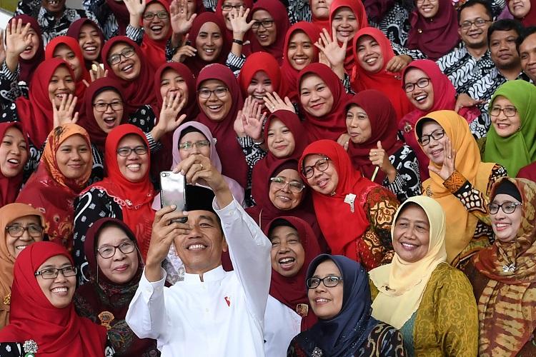 Presiden Puji Kekhasan Universitas Aisyiyah Muhammadiyah