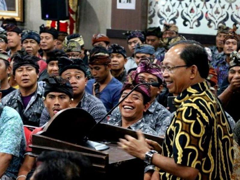 Koster Ingin Bali Mandiri Pangan