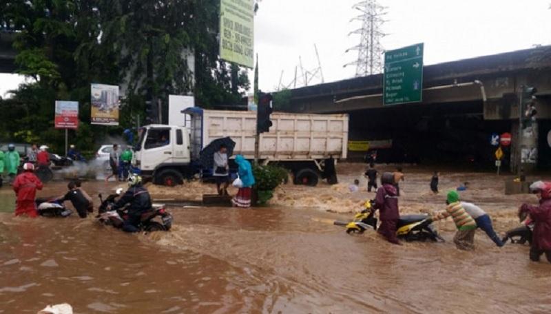 DPRD Dorong Kebijakan Terpadu Jabodetabekjur Atasi Banjir