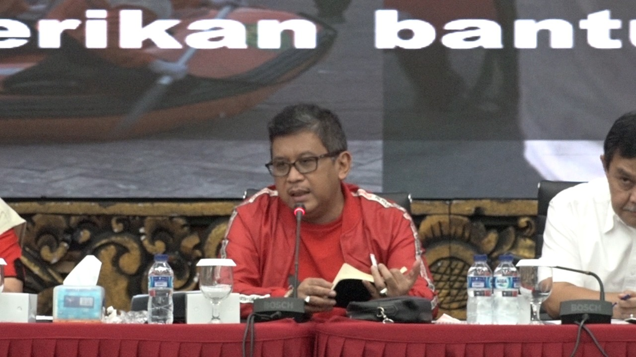 BPN Siap Goyang Kandang Banteng, Hasto Minta Bukti