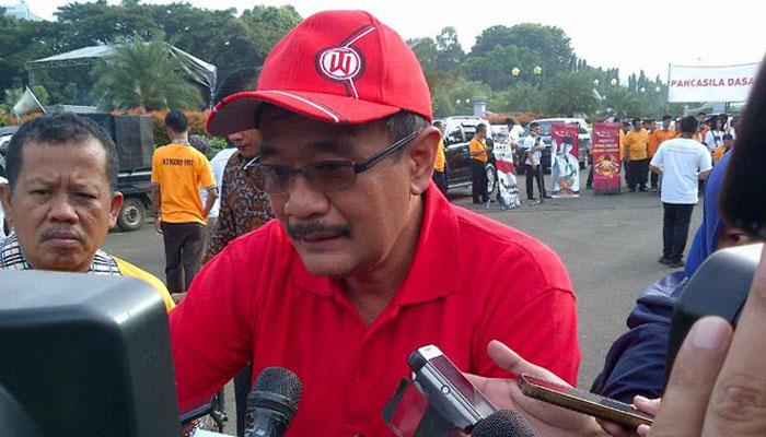 Djarot Bandingkan Pembangunan Era Jokowi dan SBY
