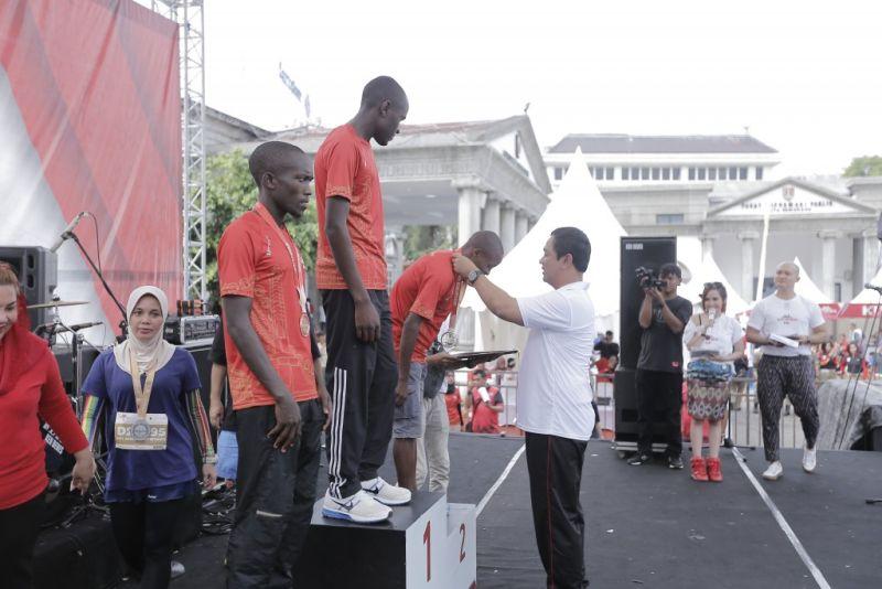 Semarang 10K Sukses, Hendi: Efektif Menarik Wisatawan