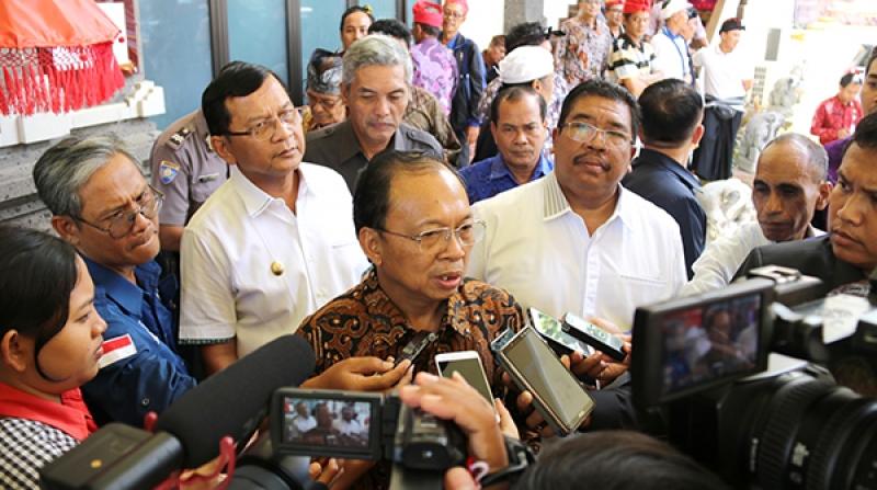 Koster Minta 'Pasemetonan' Bersatu Bangun Bali