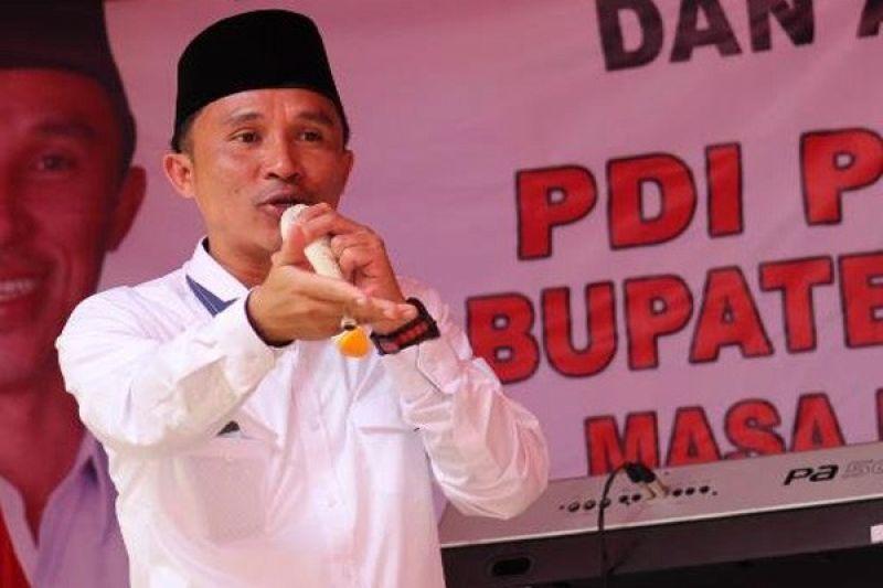 PDI Perjuangan Lampung Barat Pantang Sebarkan Hoaks