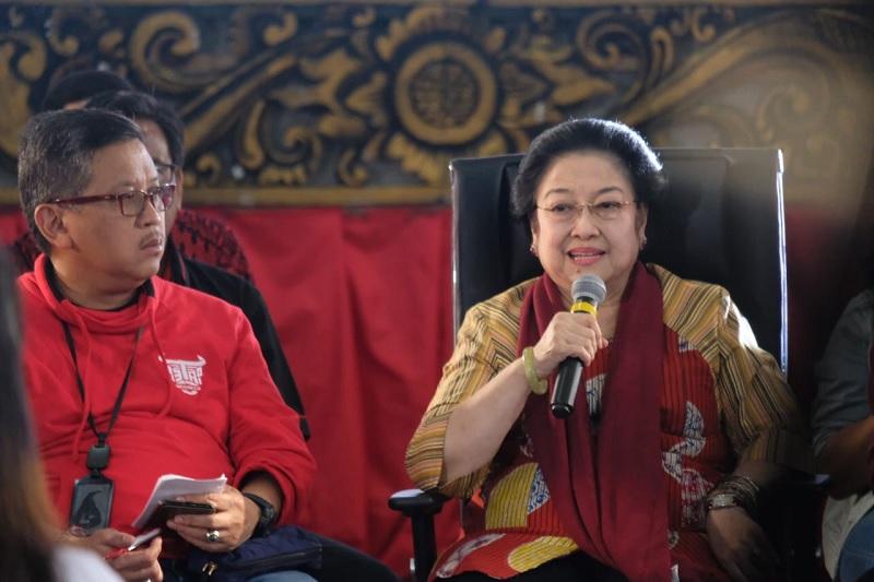 Megawati: Penebar Hoax Adalah Orang-orang Pengecut