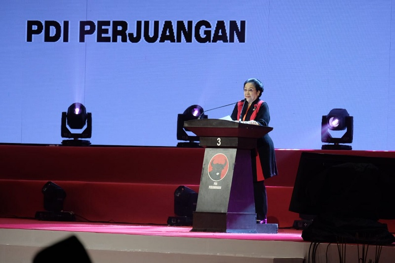 Megawati Ungkap Rahasia Merosotnya Suara PDI di Pemilu 1997