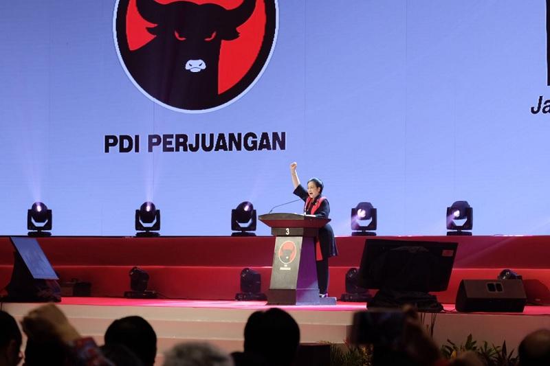 PDI Perjuangan Bersyukur Punya Megawati Soekarnoputri