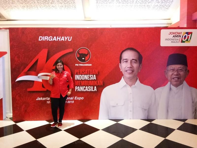 HUT ke-46 PDI Perjuangan, Usia Matang Bagi Partai Politik
