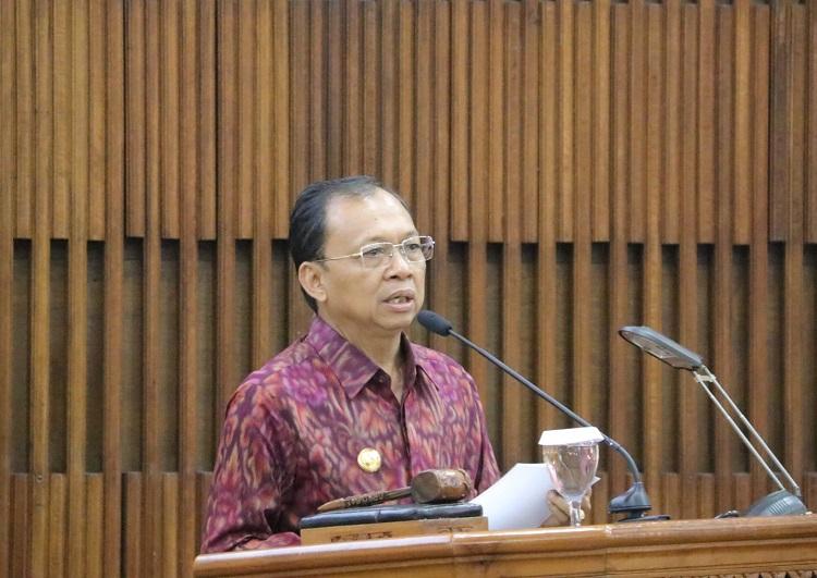 Koster Ingatkan Perusda Bali Tingkatkan PAD