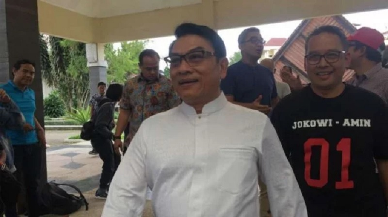 Relawan Diminta Gaet Suara 'Swing' dan 'Undecided Voters'