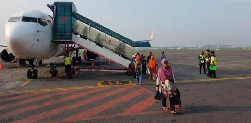 Tarif Pesawat Turun untuk Pelayanan Terbaik bagi Rakyat