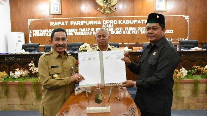 Ketua DPRD Pati Dorong Relokasi PKL di Satu Tempat