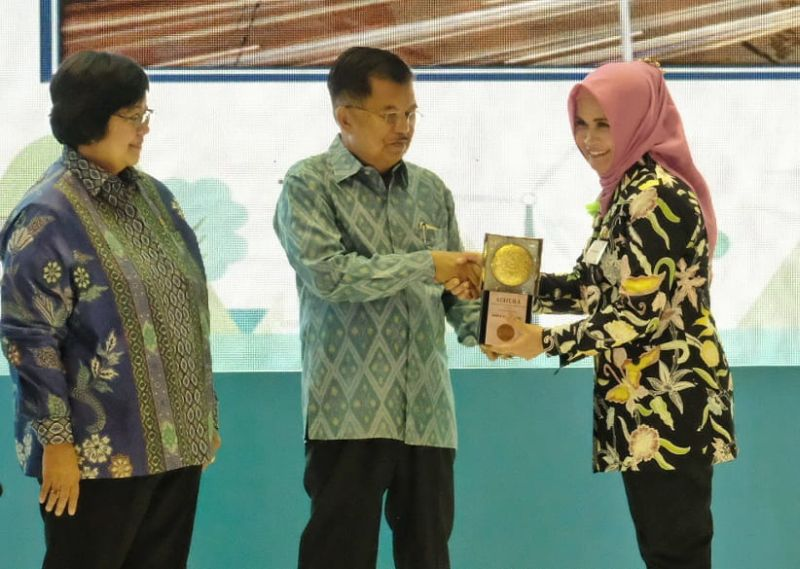 Kota Magelang Kembali Raih Penghargaan Adipura