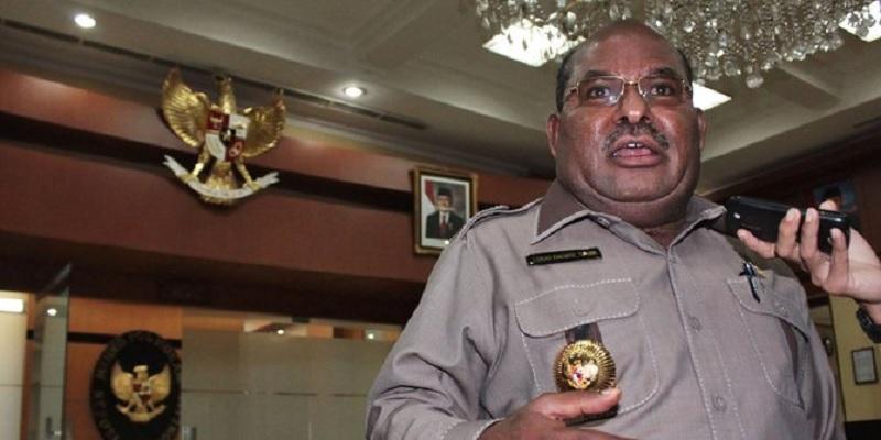 PDI Perjuangan Nilai Gubernur Papua Tak Serius Susun RAPBD
