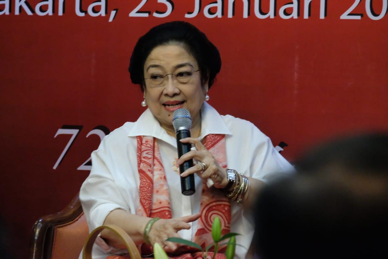 Menteri Era Kabinet Megawati Luncurkan Buku 'The Brave Lady'