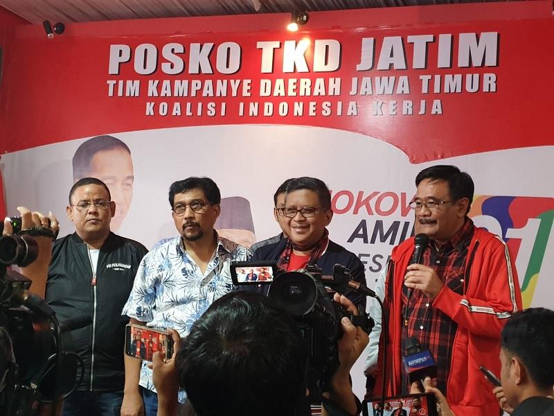 Djarot Kobarkan Semangat Jaka Tarub Menangkan Jokowi-Ma'ruf
