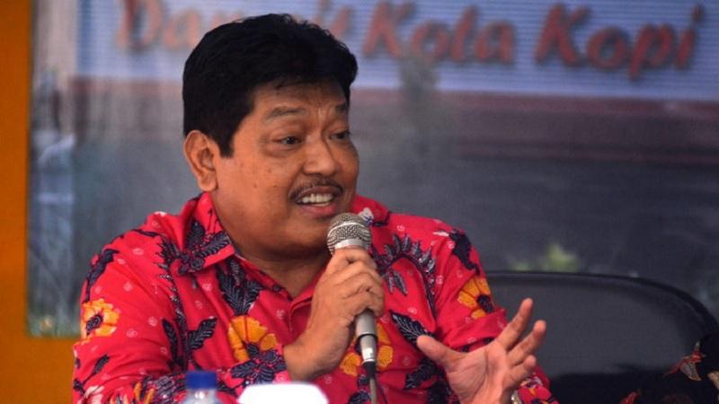 Andreas Dukung Maksimalisasi Potensi dan Mutu Kopi Malang