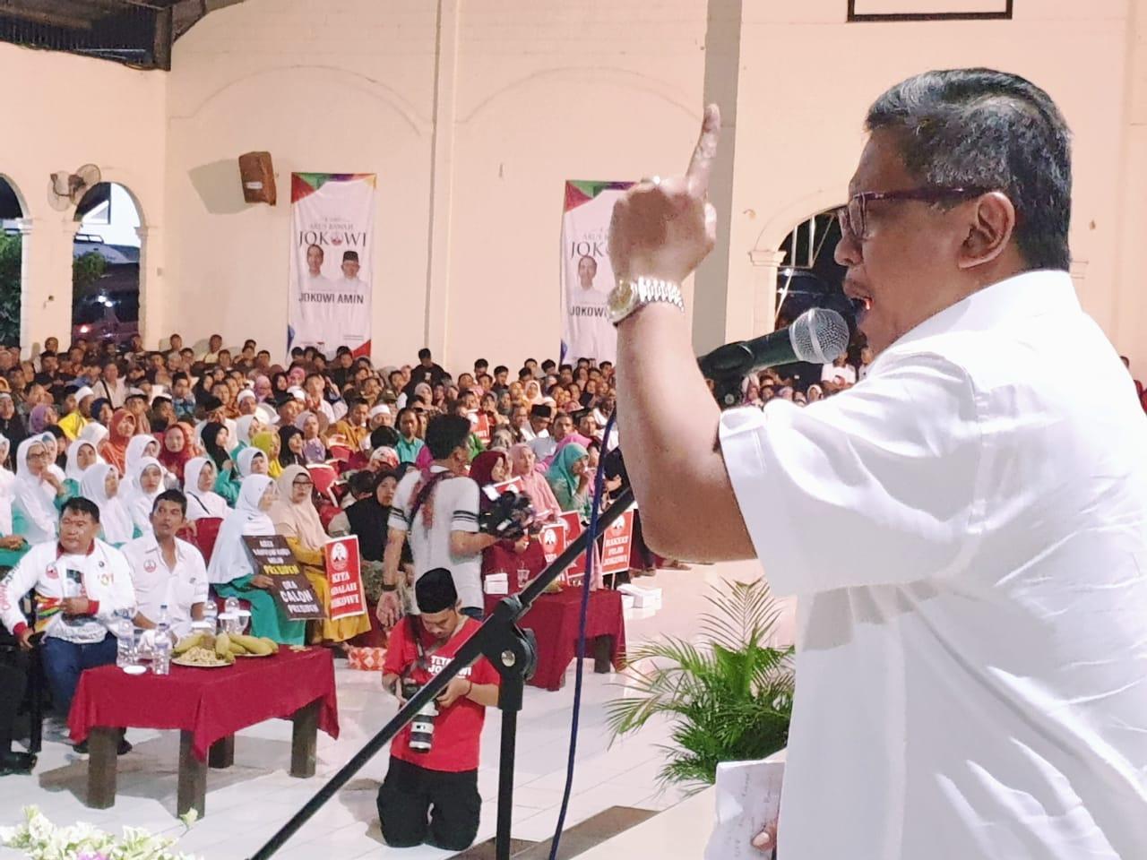 Arus Bawah Jokowi Solidkan Barisan untuk Raih Kemenangan