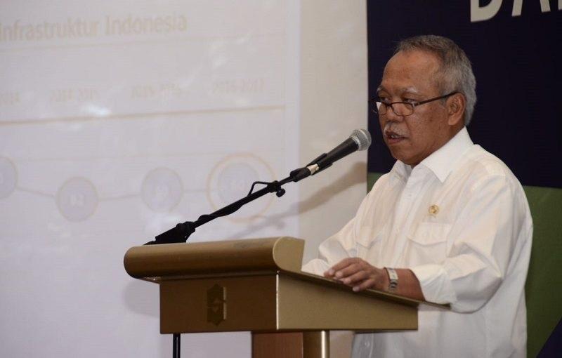 Menteri Basuki Terapkan Kebijakan Baru Tangkal Korupsi