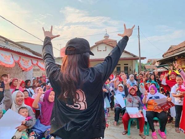 Kreativitas Caleg Banteng Hadapi Pemilu Serentak 2019