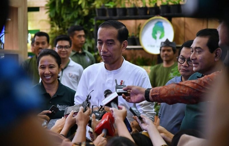Jokowi Minta Generasi Muda Optimistis Majukan Indonesia