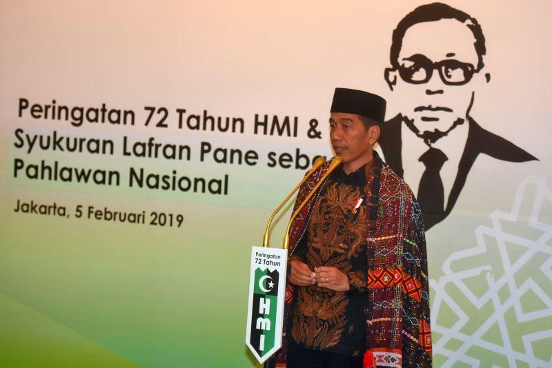 Ini Kata Presiden Jokowi Soal Propaganda Rusia