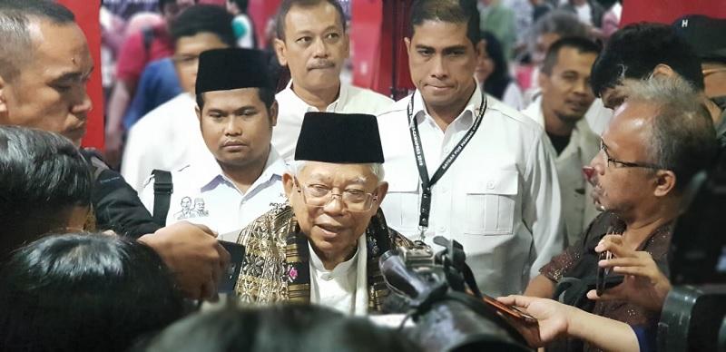 Jokowi-Ma'ruf Tidak Pakai Konsultan Asing