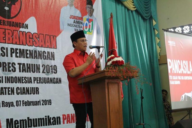 Bung Karno dan PDI Perjuangan Tolak Atheisme dalam Pancasila